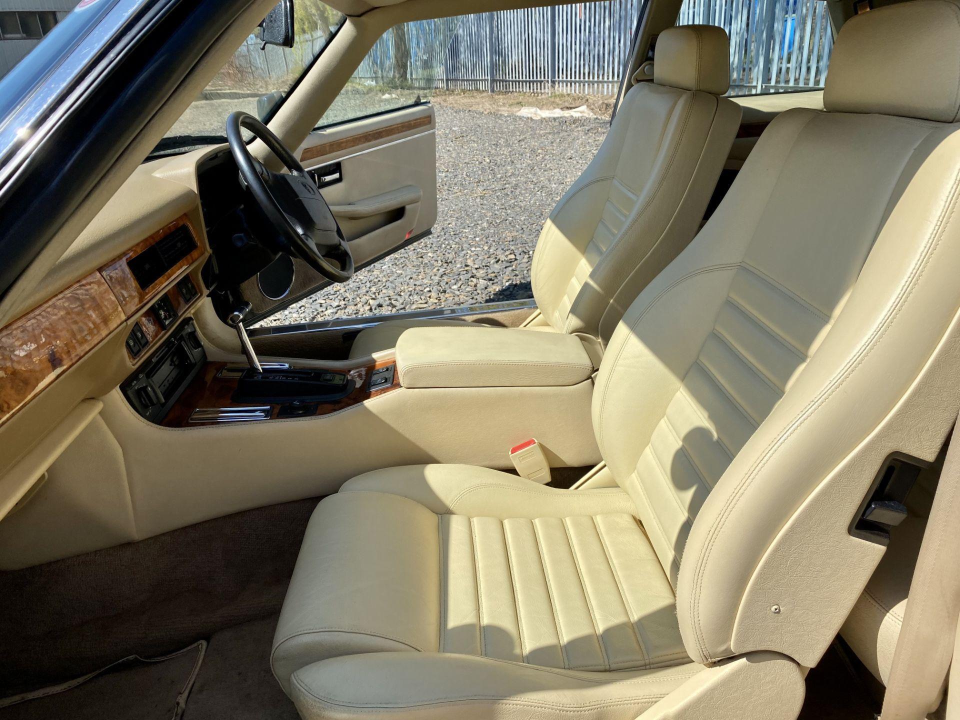 Jaguar XJS coupe - Image 50 of 64