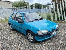 Peugeot 106 inca