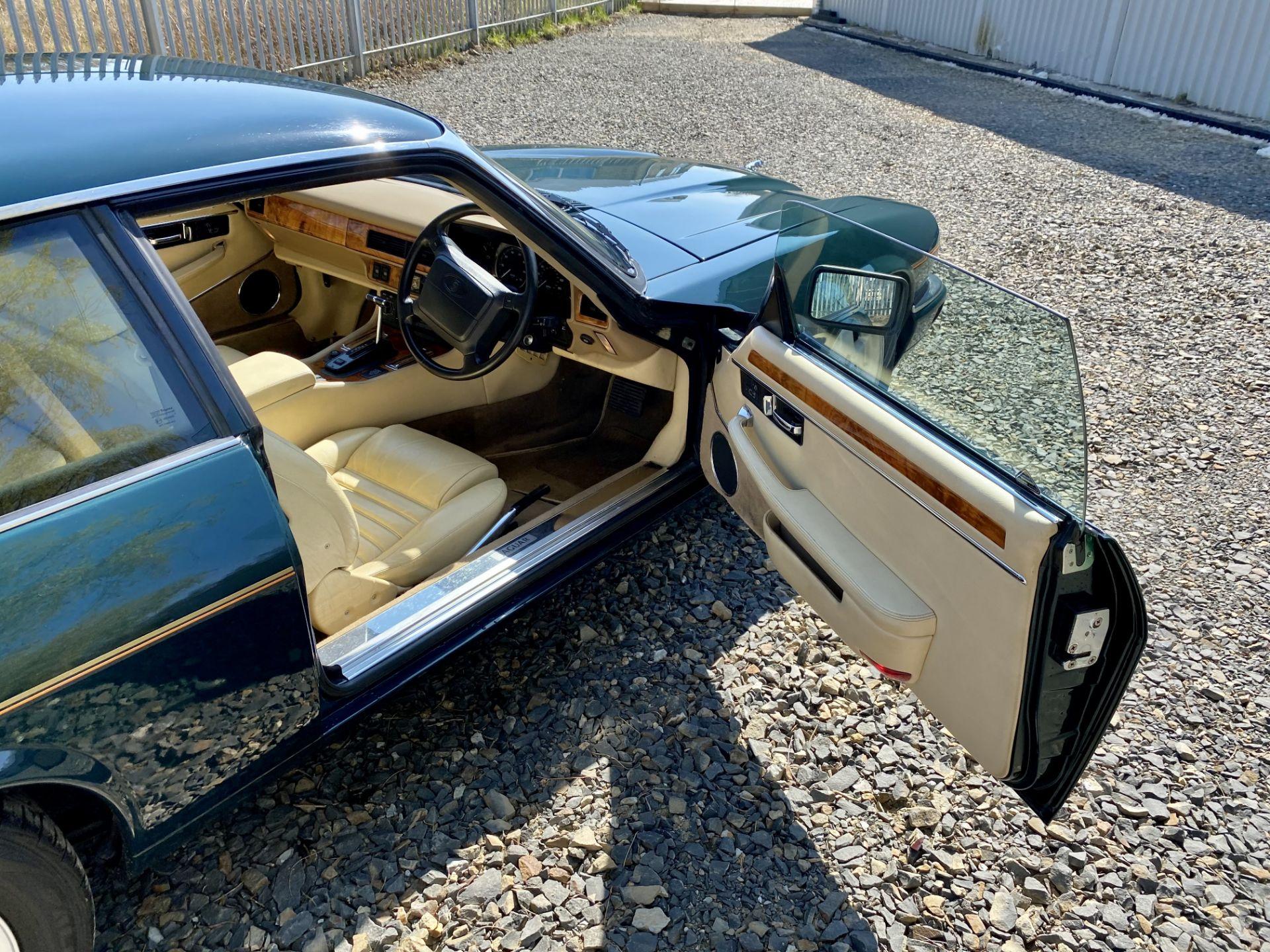 Jaguar XJS coupe - Image 48 of 64