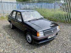 Vauxhall Nova Merit