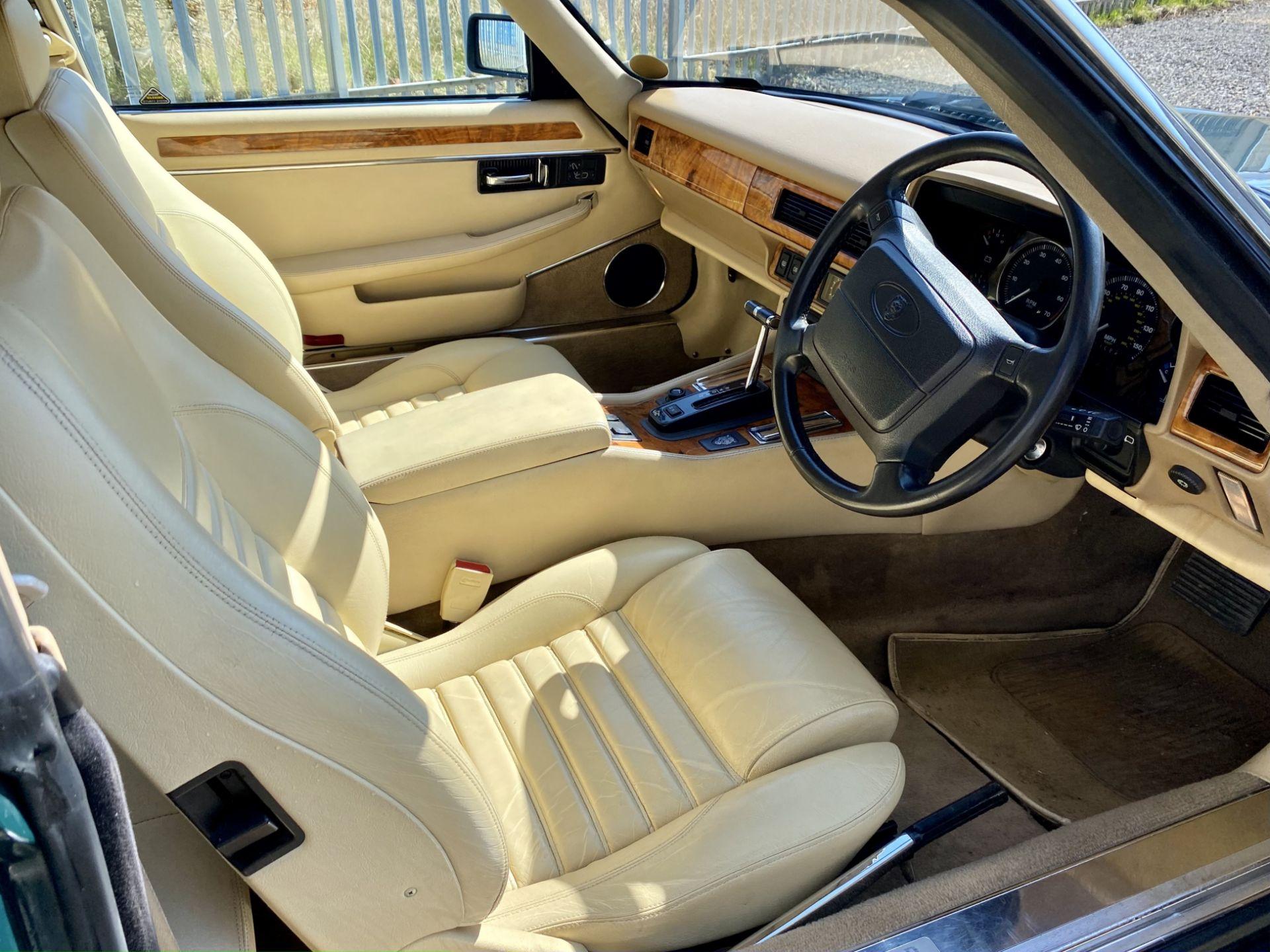 Jaguar XJS coupe - Image 45 of 64