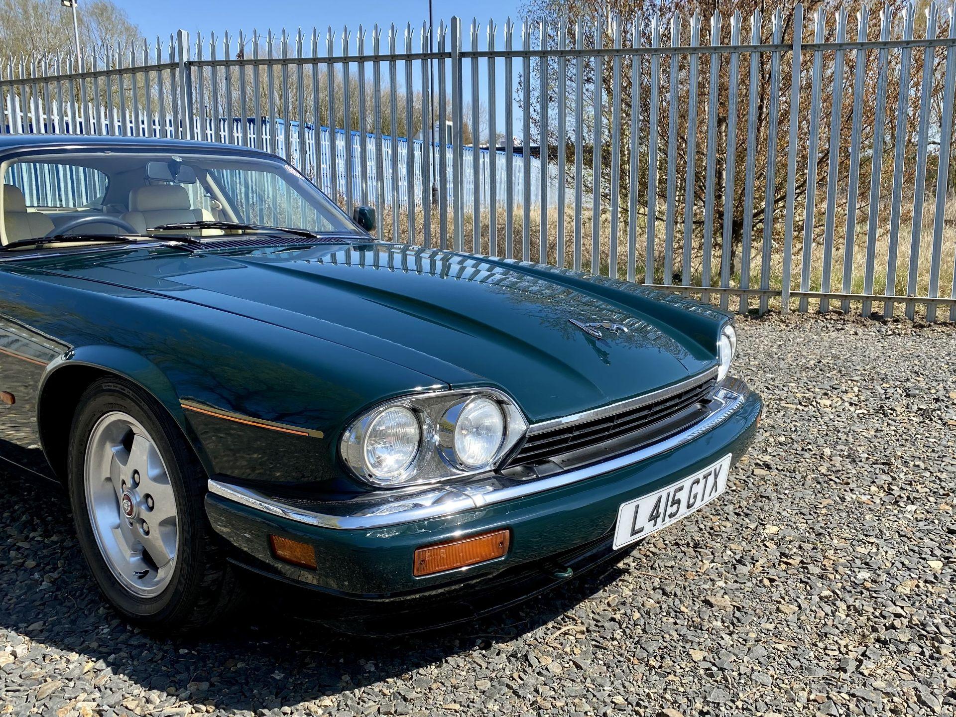 Jaguar XJS coupe - Image 28 of 64