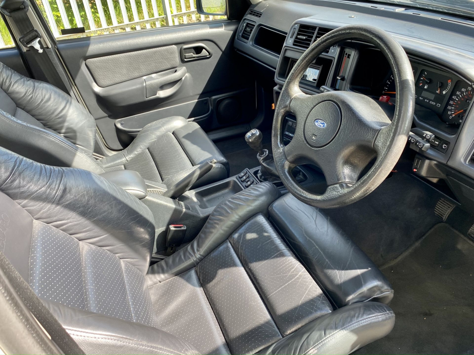 Ford Sierra Sapphire Cosworth 4x4 - Image 30 of 55