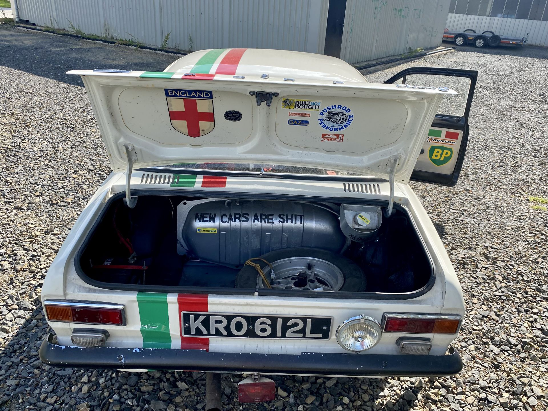 Ford Escort Mexico - Image 40 of 51