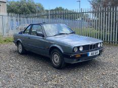 BMW 320i Baur Convertible