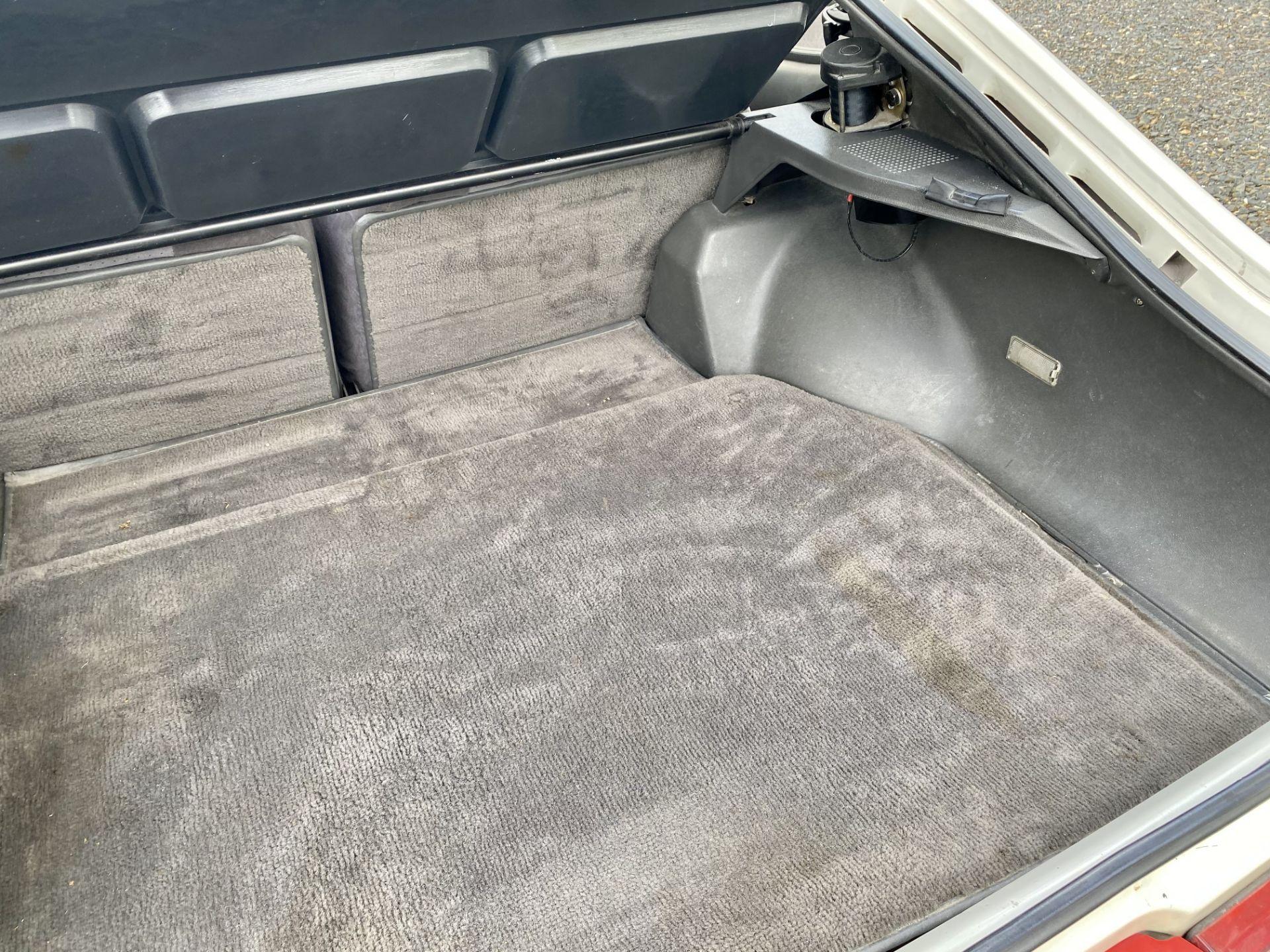 Ford Capri Tickford Turbo - Image 55 of 62