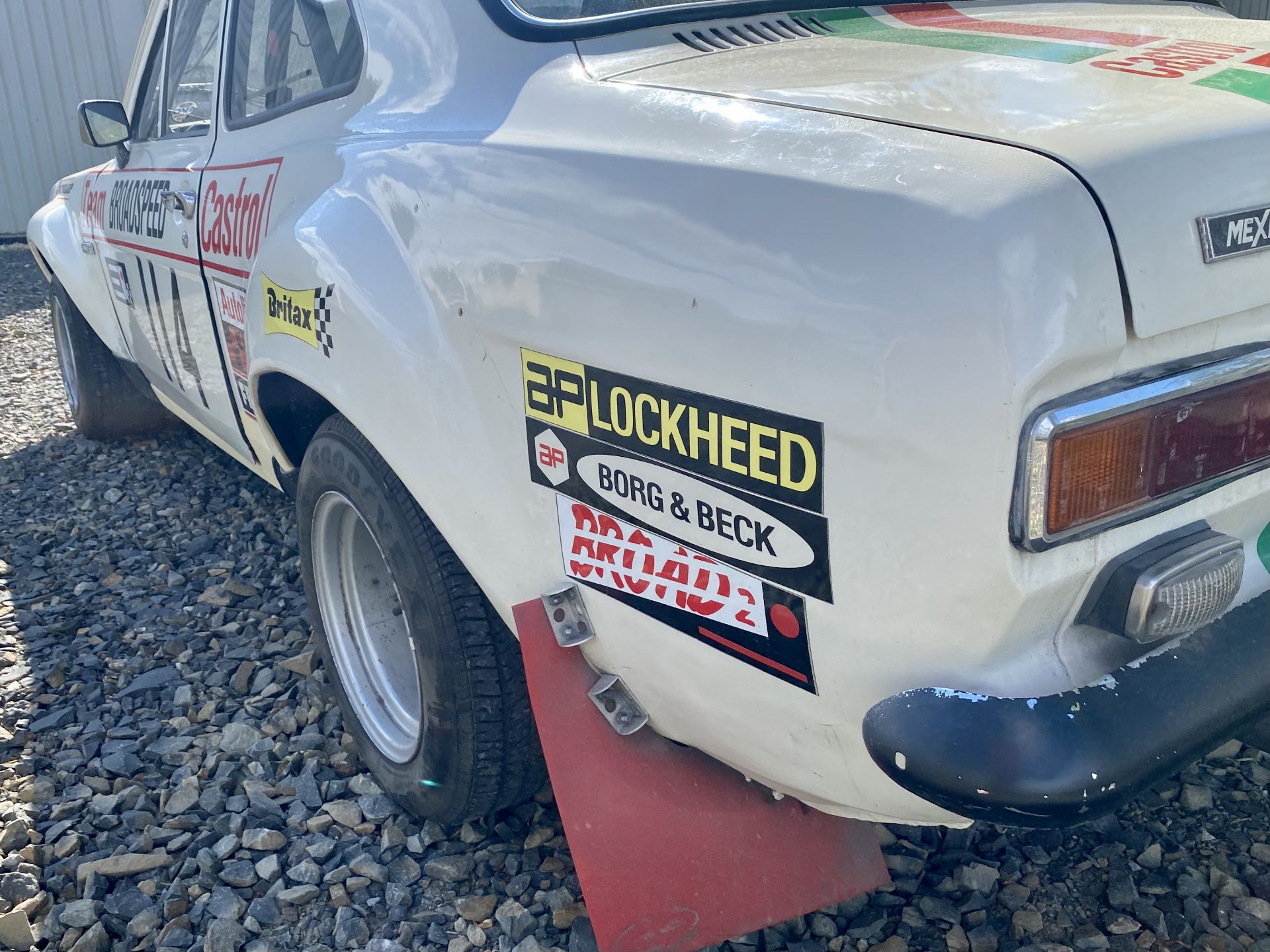 Ford Escort Mexico - Image 31 of 51