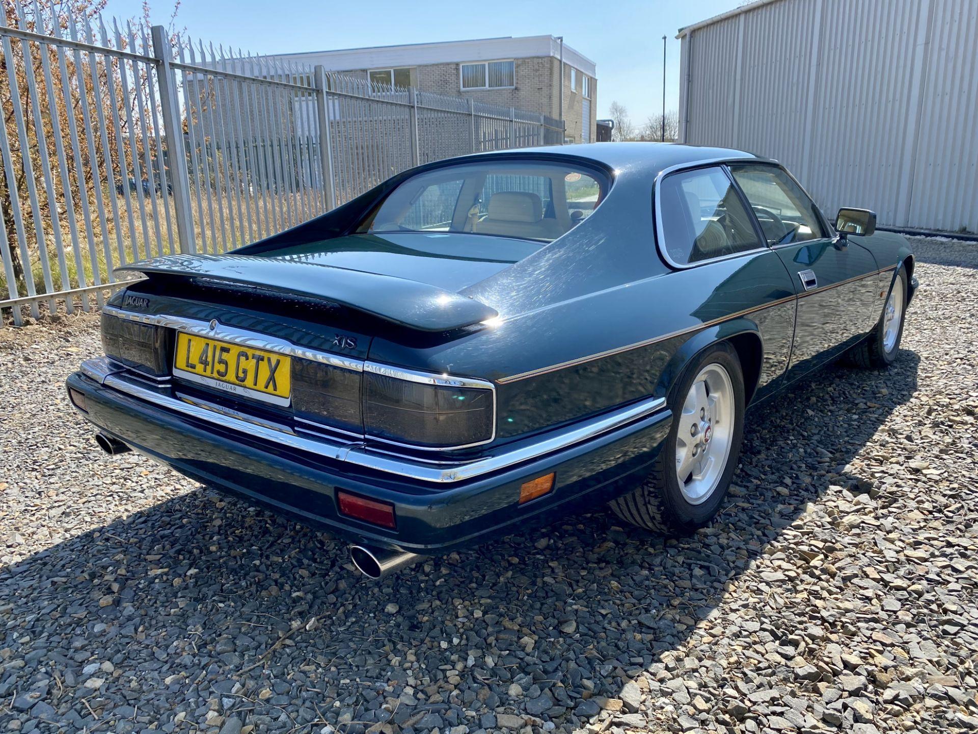Jaguar XJS coupe - Image 24 of 64