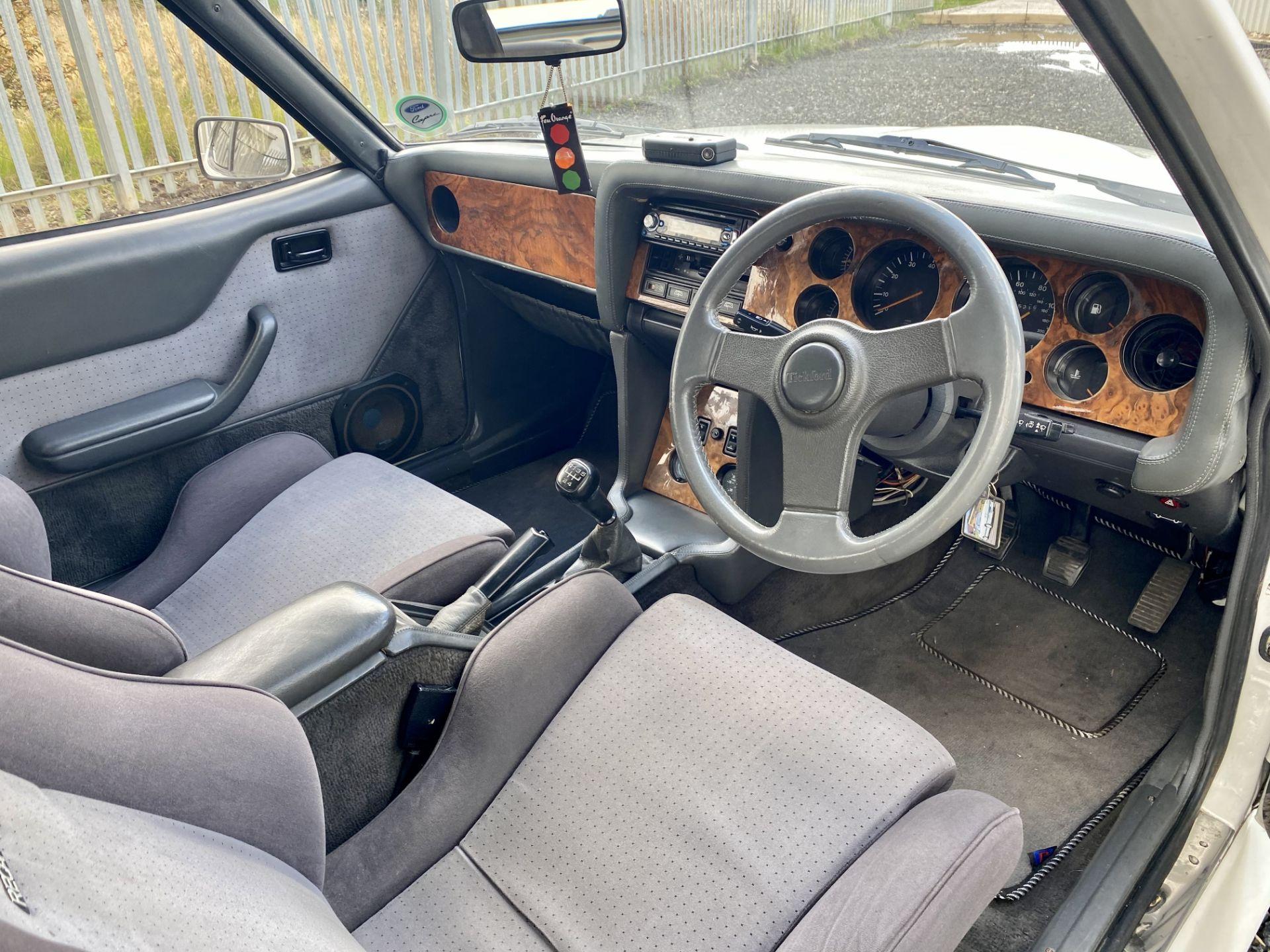 Ford Capri Tickford Turbo - Image 43 of 62