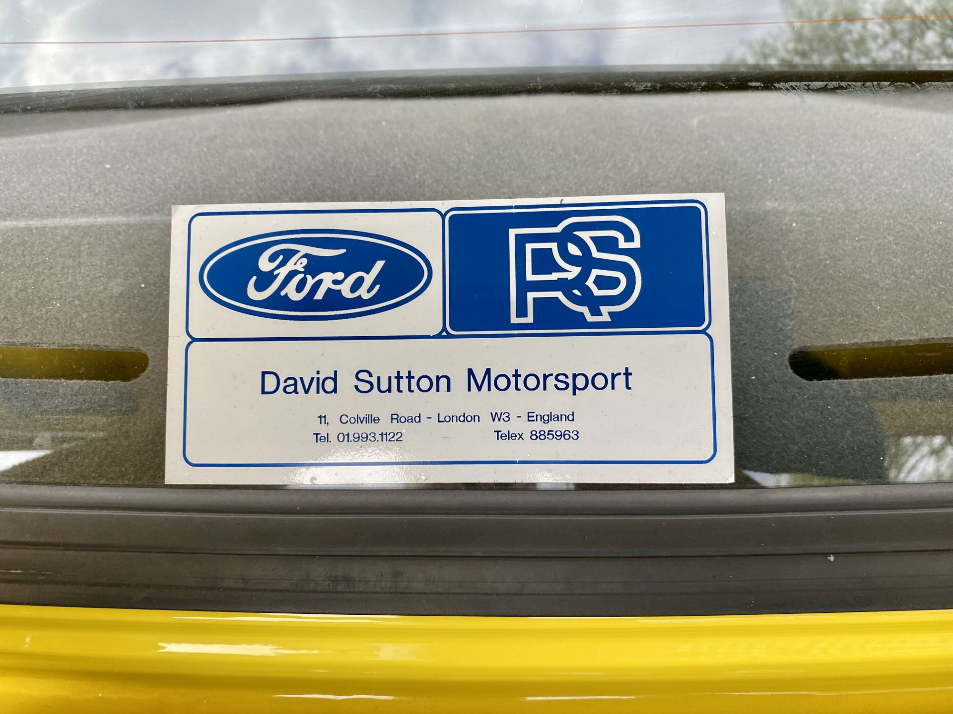 Ford Escort MK2 - Image 53 of 58