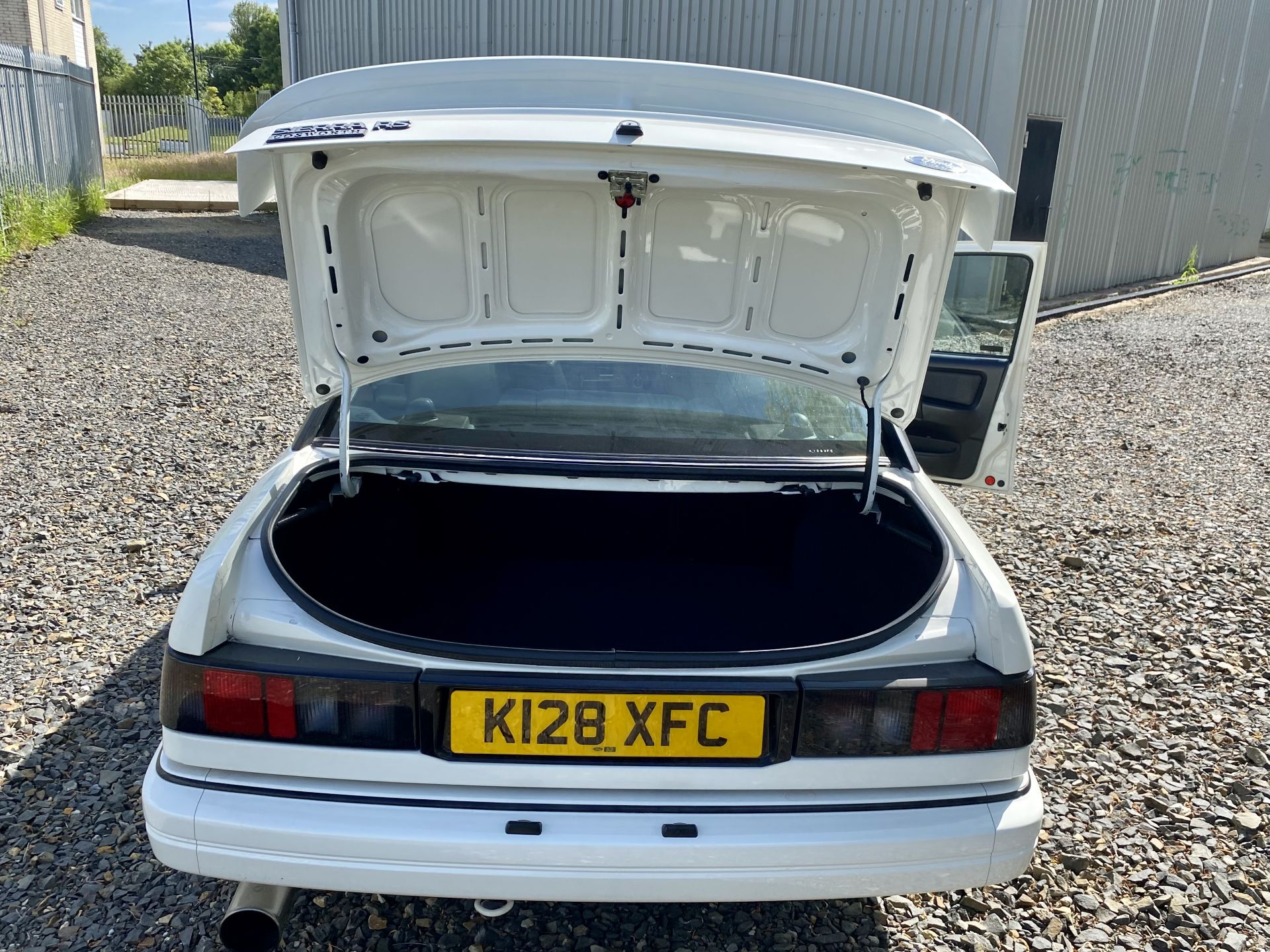 Ford Sierra Sapphire Cosworth 4x4 - Image 47 of 55