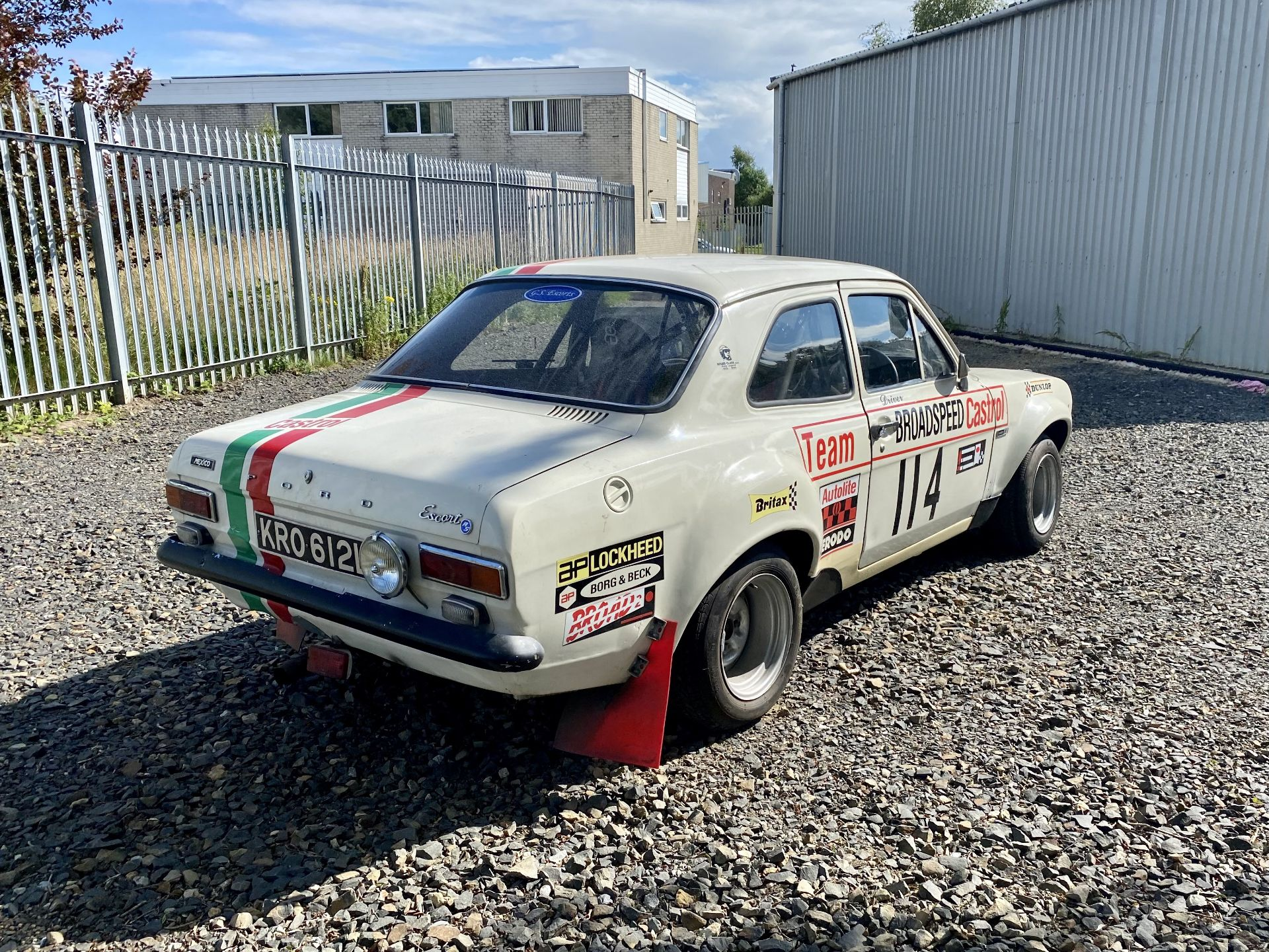 Ford Escort Mexico - Image 18 of 51