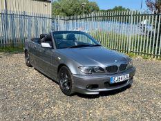 BMW 318CI Msport