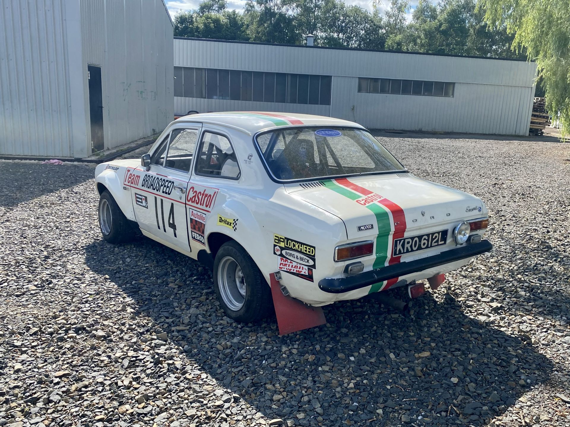 Ford Escort Mexico - Image 20 of 51