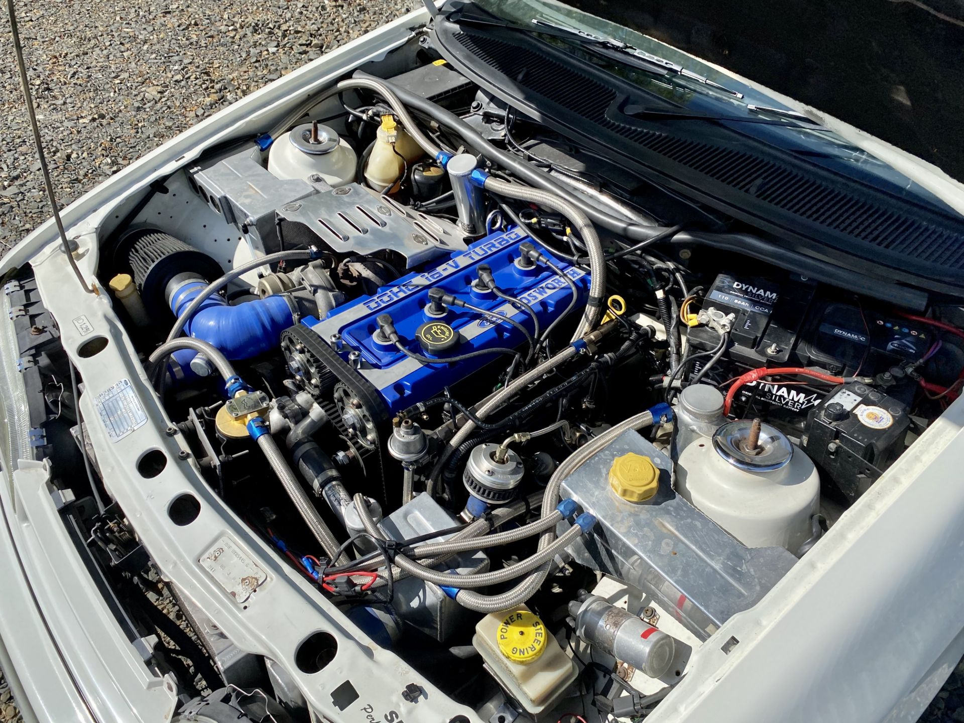 Ford Sierra Sapphire Cosworth 4x4 - Image 54 of 55