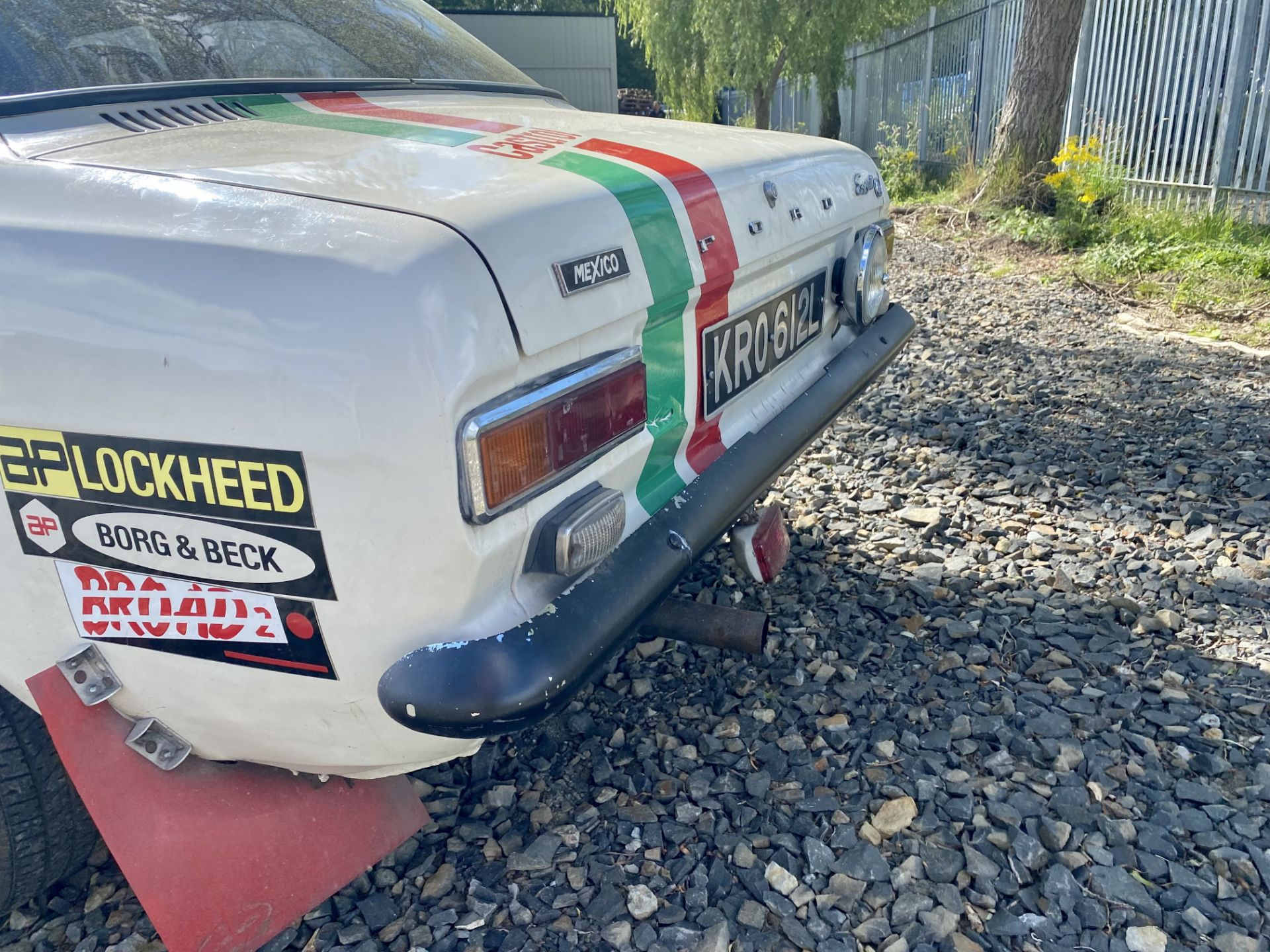 Ford Escort Mexico - Image 9 of 51
