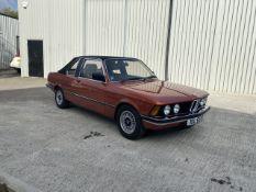 BMW E21 320i Baur