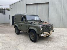 Land Rover Defender 90 FRP Wolf