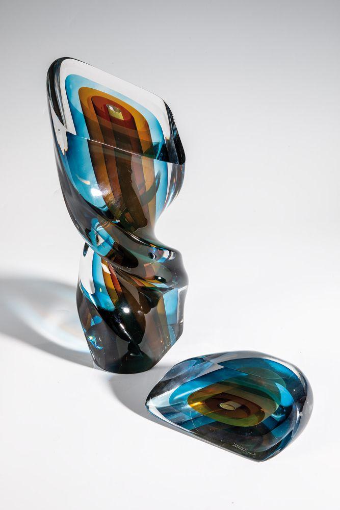 European Glass & Studio Glass