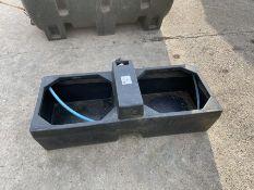 JFC DT 30 plastic water trough