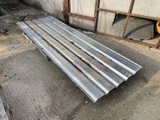 Qty Tin roof sheets
