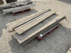 Timber trailer sides
