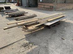 Qty Sawn timbers