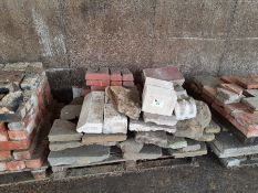 Qty miscellaneous stone