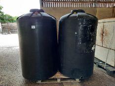 Britvic plastic tanks