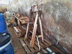 Vintage Sack Barrow/Lift