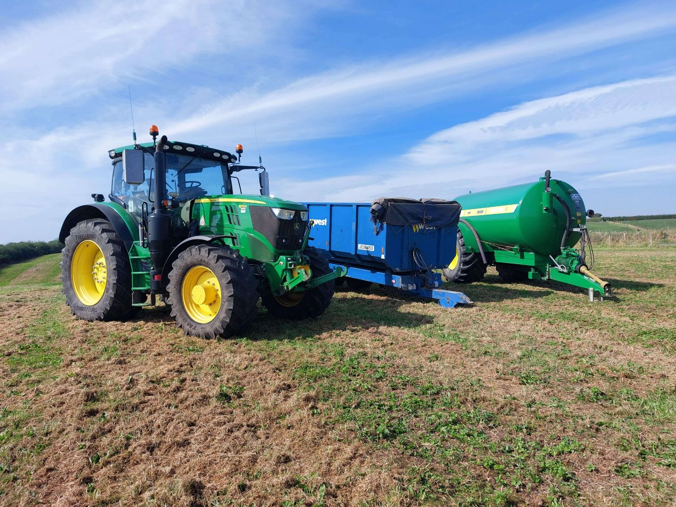 Belton Farm Trading Limited - Online Timed Auction of Arable Machinery and Equipment