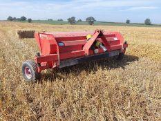 Ktwo Airo Sales 225 straw swather