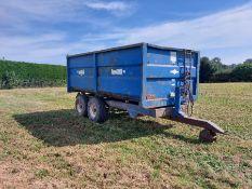 AS Marston FF8L grain trailer