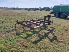 Pig tail cultivator