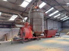 Master Driers Junior 100E batch grain drier