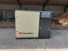 Ingersoll Rand UP5-30-10 rotary screw compressor