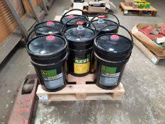 Qty of John Deere oil