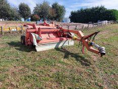 Taarup 338B mower conditioner