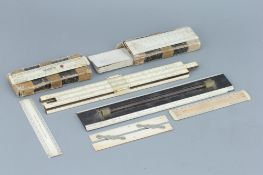 Collection Of Rulers,