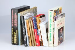Collection of Modern Antique Books,
