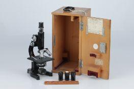 Leitz Microscope,