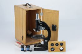 An Unusual Chinese Microscope