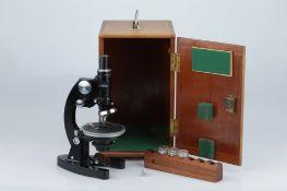 A Cooke Troughton & Simms Petrological Microscope,