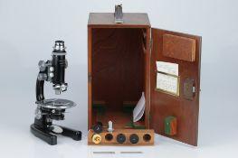 Swift Polarising Microscope,