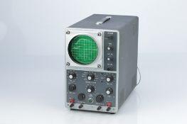 A Heathkit Daystrom Oscilloscope Model 10-12U