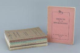 Watson & Sons Microscope Catalogues,
