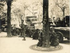 A Collection of Vintage WWII Press Photographs,