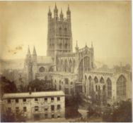 ROGER FENTON (1816-1869), Gloucester Cathedral,