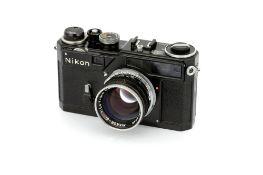 A Nikon SP Rangefinder Camera, 1957-1964