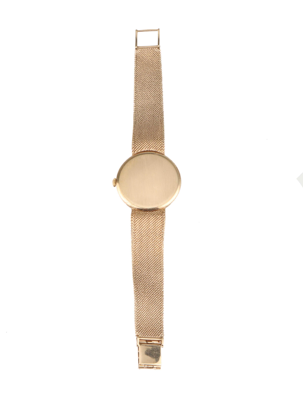 A Fine Gentleman's Longines Gold Wristwatch, - Image 2 of 3